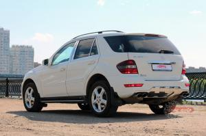 Прокат Mercedes-Benz ML на свадьбу 0