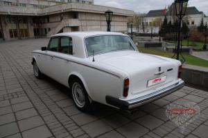 Прокат Rolls-Royce Silver Shadow на свадьбу 3