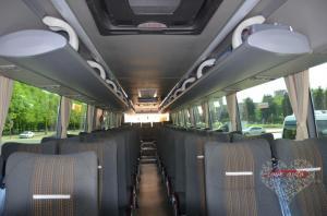 Прокат Автобус Golden Dragon на свадьбу 0