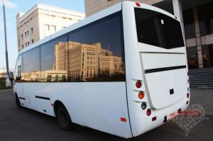 Прокат Автобус IVECO Neman 4202 на свадьбу 0