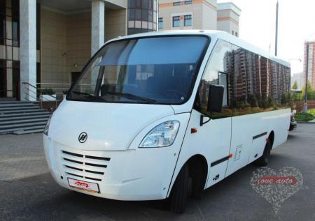 Прокат Автобус IVECO Neman 4202 на свадьбу