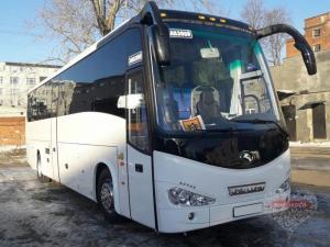 Прокат Автобус King Long на свадьбу 4