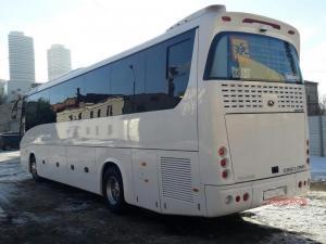 Прокат Автобус King Long на свадьбу 2