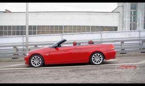 Прокат Кабриолет BMW 3 на свадьбу 1