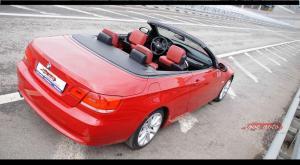 Прокат Кабриолет BMW 3 на свадьбу 2