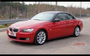 Прокат Кабриолет BMW 3 на свадьбу 3