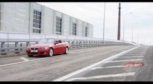 Прокат Кабриолет BMW 3 на свадьбу 5