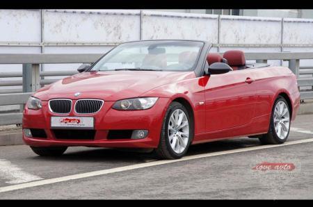 Прокат Кабриолет BMW 3 на свадьбу