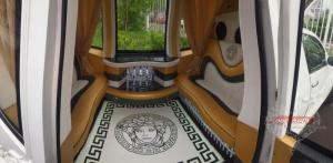 Прокат Chrysler PT cruiser на свадьбу 3
