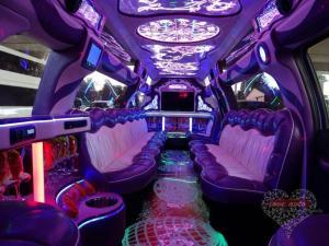 Прокат Лимузин Cadillac Escalade 3 на свадьбу 2