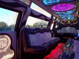 Прокат Лимузин Cadillac Escalade 3 на свадьбу 3