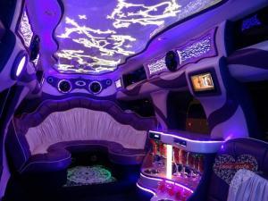 Прокат Лимузин Cadillac Escalade 3 на свадьбу 4