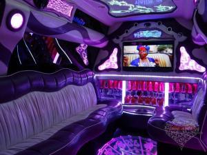 Прокат Лимузин Cadillac Escalade 3 на свадьбу 6
