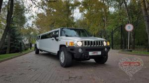 Прокат Лимузин Hummer H3 на свадьбу 2