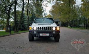 Прокат Лимузин Hummer H3 на свадьбу 3