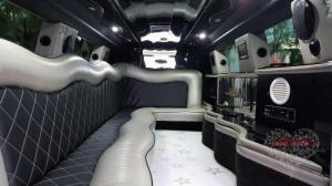 Прокат Лимузин Hummer H3 на свадьбу 0