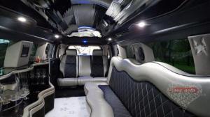 Прокат Лимузин Hummer H3 на свадьбу 1