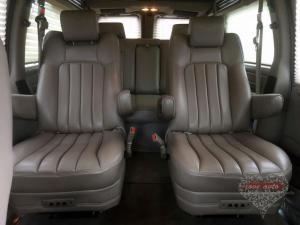 Прокат Минивэн Chevrolet Express на свадьбу 5