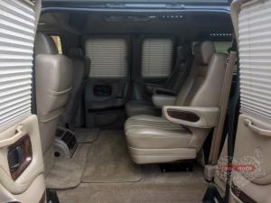 Прокат Минивэн Chevrolet Express на свадьбу 8