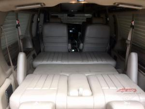 Прокат Минивэн Chevrolet Express на свадьбу 10