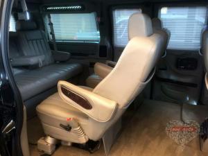 Прокат Минивэн Chevrolet Express на свадьбу 1