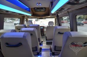 Прокат Микроавтобус Mercedes-Benz Sprinter на свадьбу 2