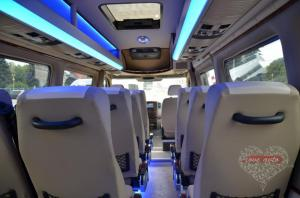 Прокат Микроавтобус Mercedes-Benz Sprinter на свадьбу 1