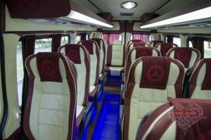 Прокат Микроавтобус Mercedes-Benz Sprinter NEW на свадьбу 1