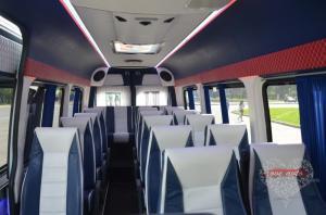 Прокат Микроавтобус Mercedes-Benz Sprinter NEW на свадьбу 0