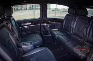 Прокат Микроавтобус Mercedes-Benz V-class NEW на свадьбу 2