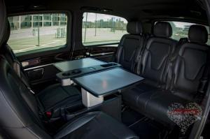 Прокат Микроавтобус Mercedes-Benz V-class NEW на свадьбу 3