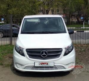 Прокат Минивэн Mercedes-Benz Vito NEW на свадьбу 2