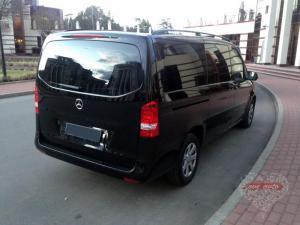 Прокат Микроавтобус Mercedes-Benz Vito NEW на свадьбу 1