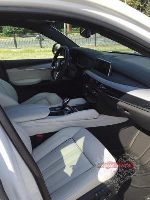 Прокат BMW X6 NEW на свадьбу 1