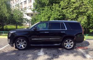 Прокат Cadillac Escalade 4 NEW на свадьбу 0