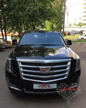 Прокат Cadillac Escalade 4 NEW на свадьбу 3