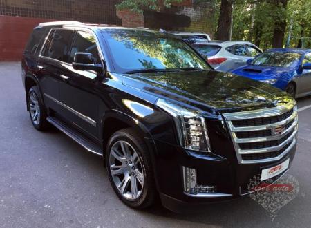 Прокат Cadillac Escalade 4 NEW на свадьбу