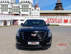Прокат Cadillac Escalade NEW 2020 на свадьбу 0
