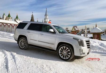 Прокат Cadillac Escalade NEW 2020 на свадьбу