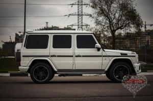 Прокат Mercedes-Benz Gelandewagen на свадьбу 3