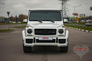 Прокат Mercedes-Benz Gelandewagen на свадьбу 1