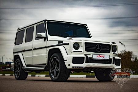 Прокат Mercedes-Benz Gelandewagen на свадьбу