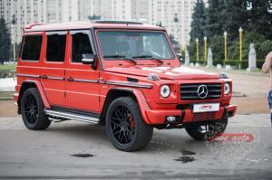 Прокат Mercedes-Benz Gelandewagen на свадьбу 0
