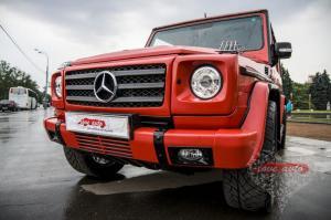 Прокат Mercedes-Benz Gelandewagen на свадьбу 2