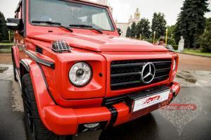 Прокат Mercedes-Benz Gelandewagen на свадьбу 4