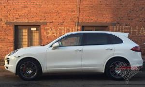 Прокат Porsche Cayenne NEW на свадьбу 5