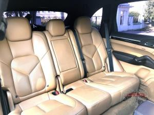 Прокат Porsche Cayenne NEW на свадьбу 3