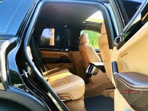 Прокат Porsche Cayenne NEW на свадьбу 2