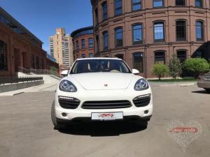 Прокат Porsche Cayenne NEW на свадьбу 1