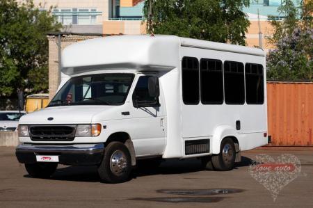Прокат Микроавтобус Party Bus Ford  на свадьбу